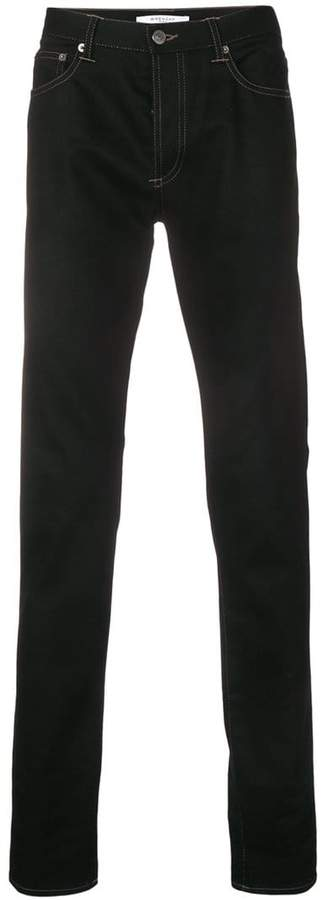 Givenchy classic skinny-fit jeans