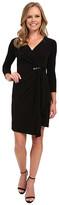 NYDJ Dianne Lux Matte Jersey Dress