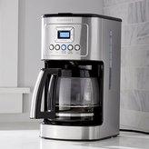 Crate & Barrel Cuisinart ® 14-Cup Perfectemp Programmable Coffee Maker Black