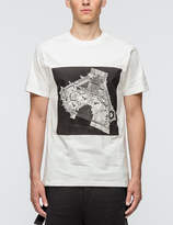 Public School Mccready S/S T-Shirt With Airport Print
