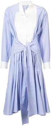 Loewe Asymmetric Shirt Dress