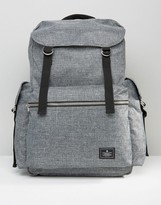 Asos Backpack With Multi-pocket
