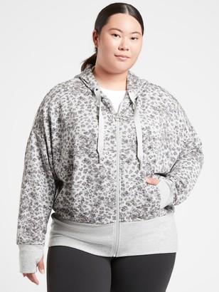 Athleta Balance Printed Sweatshirt