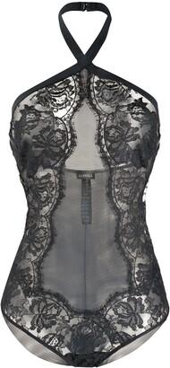 La Perla Lawina Rose bodysuit