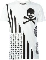 Philipp Plein 'Go Home' T-shirt