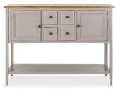 Safavieh Elm Wood Four Drawer Sideboard