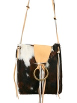 Il Bisonte Limited Edition Calfskin Shoulder Bag