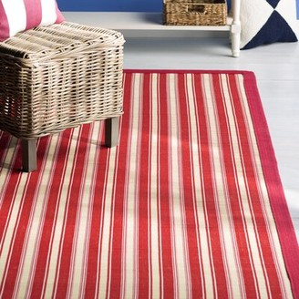 Beachcrest Home Denning Rayon from Bamboo Area Rug