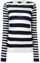 Joseph cashmere striped jumper - women - Cashmere - S