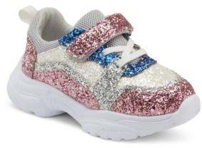 OLIVIA MILLER Big Girls Razzle Dazzle Sneaker