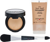Laura Geller The Perfect Pair Correct & Illuminate 3 pc Collection