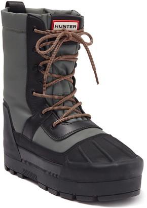 Hunter Original Water Resistant Snow Boot