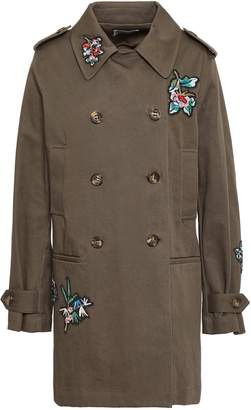RED Valentino Embellished Cotton Jacket