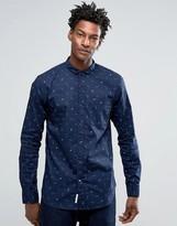 Tommy Hilfiger Dots Print Shirt In Slim Fit