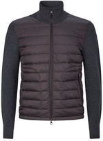 Moncler Quilted Cardigan Jacket