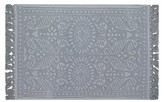 Threshold Bath Rug - Grey Fringe