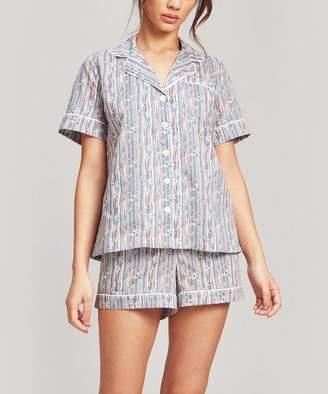 Jonquil Liberty London Tana Lawn Cotton Short Pyjama Set
