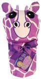 Sozo Swaddle Blanket and Cap Set, Giraffe by