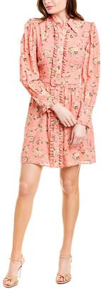 Michael Kors Silk Shirtdress