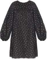 Thierry Colson Poppy carnation-print cotton dress
