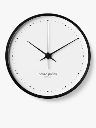 Georg Jensen Henning Koppel Clock, 30cm