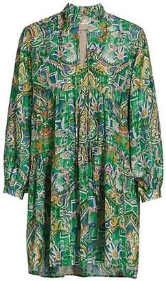 CHUFY Aye Tunic Mini Dress