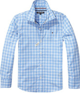 Tommy Hilfiger Slub Check Shirt L/S