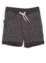 Rock Your Baby Toddler Boy's Memphis Track Shorts