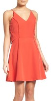 Adelyn Rae Women's Fit & Flare Dress