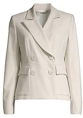 Elie Tahari Women's Tatyanna Stretch Jacquard Jacket