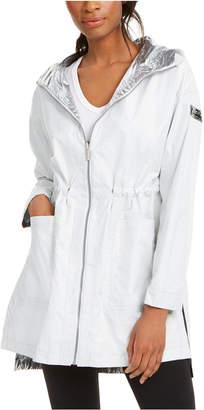 Calvin Klein Reversible High-Low Walker Jacket