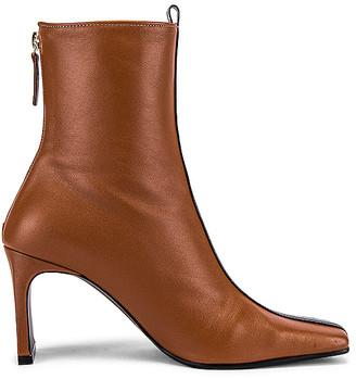 Reike Nen Color Block Trim Boots