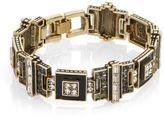 Heidi Daus Geometric Crystal Bracelet