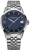 Raymond Weil The Freelancer Collection, Stainless Steel Blue Watch