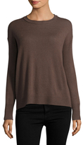 Inhabit 12gg Cashmere Crewneck Sweater