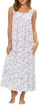 Eileen West Floral Woven Ballet Night Gown, L