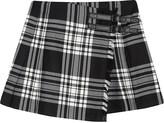 Burberry Check cotton kilt skirt 4-14 years