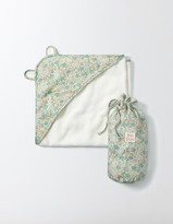 Boden Pretty Super Soft Hooded Towel