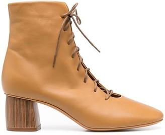Forte Forte Wooden Heel Boots
