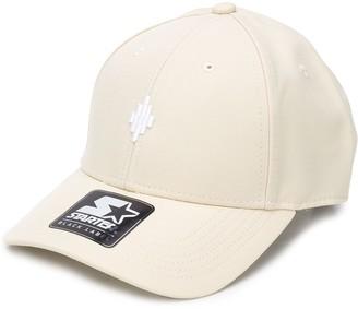Marcelo Burlon County of Milan Cross logo embroidered baseball cap