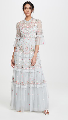 Needle & Thread Butterfly Meadow Gown