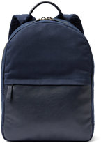 Frank + Oak The Day Off Backpack in Navy