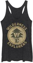 Fifth Sun Black Heather Up 'Wilderness Explorers' Tank - Juniors