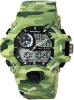 Head Men's 'Freeride' Quartz Resin Casual Watch, Color: (Model: HE-105-04)