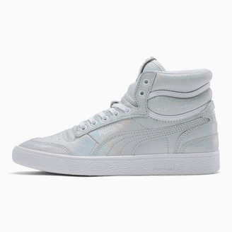 Puma Ralph Sampson Mid Winter Glimmer Womens Sneakers