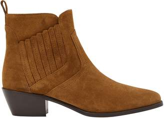 Vanessa Bruno Heeled ankle boots
