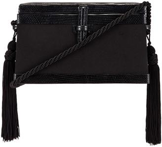 Hunting Season Square Trunk Bag in Black   FWRD
