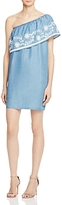 Rebecca Minkoff Rita One Shoulder Dress