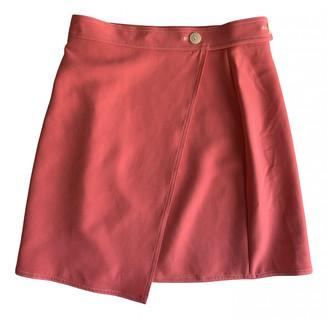 Stine Goya Pink Polyester Skirts