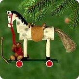 Hallmark A Pony for Christmas 2000 Keepsake Ornament